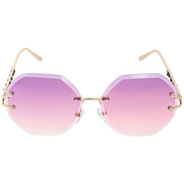Sonnenbrille - Shiny Pink