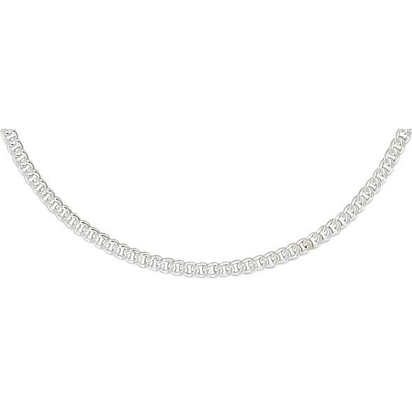 Kette - Soft Silver