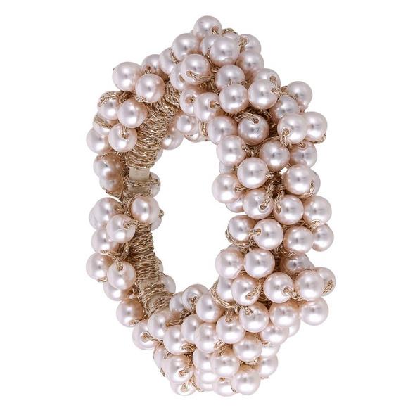 Haargummi - Sweet Pearls