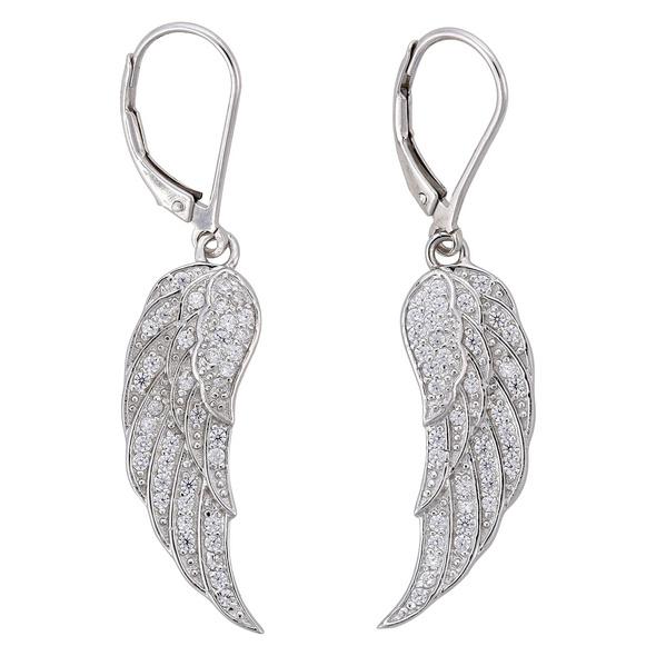 Ohrhänger - Silver Wings