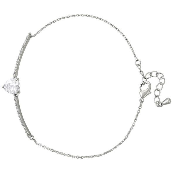 Armband mit Anhänger - Pretty Heart