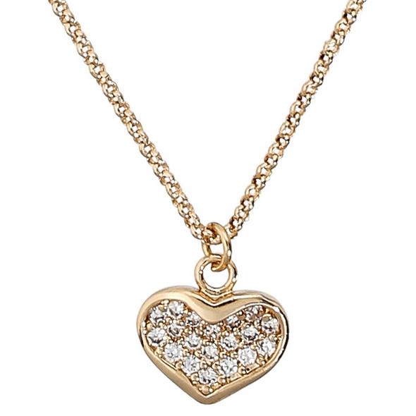 Schmuckset - Golden Heart