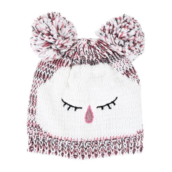 Mütze - Winter Owl