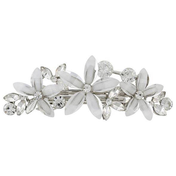 Haarspange - Icy Flower