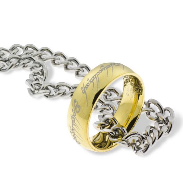 Herr der Ringe - Der Eine Ring an Kette