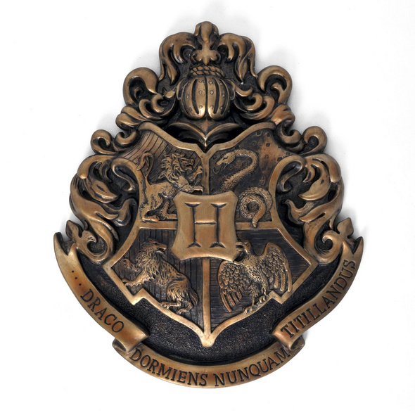 Harry Potter - Hogwarts Wappen