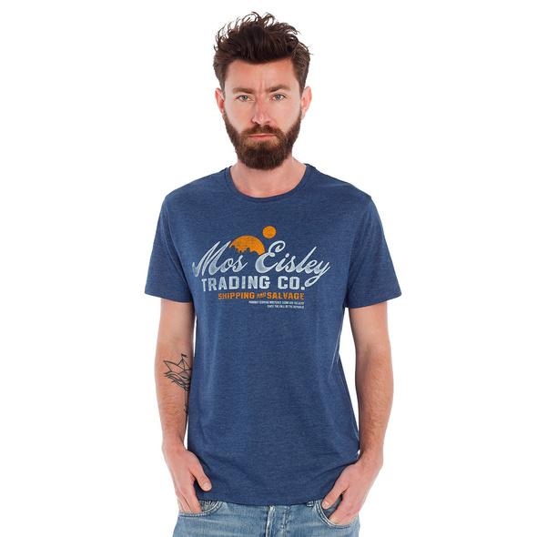 Star Wars - Mos Eisley T-Shirt blau