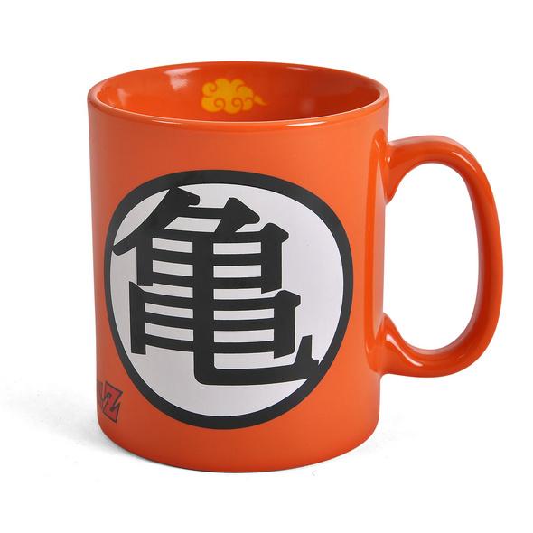 Dragon Ball - Goku Kame Symbol Tasse