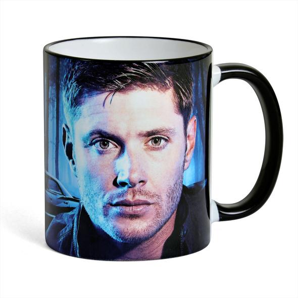 Supernatural - Dean and the Impala Tasse