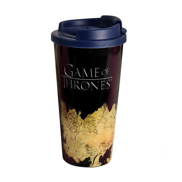 Game of Thrones - Westeros und Essos To Go Becher