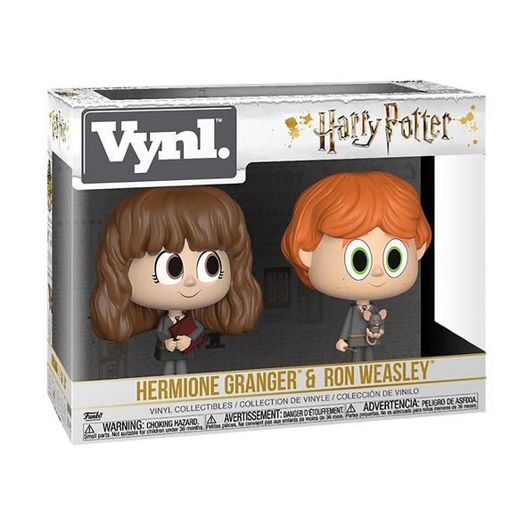 Harry Potter - Hermine & Ron Funko Vynl Figuren
