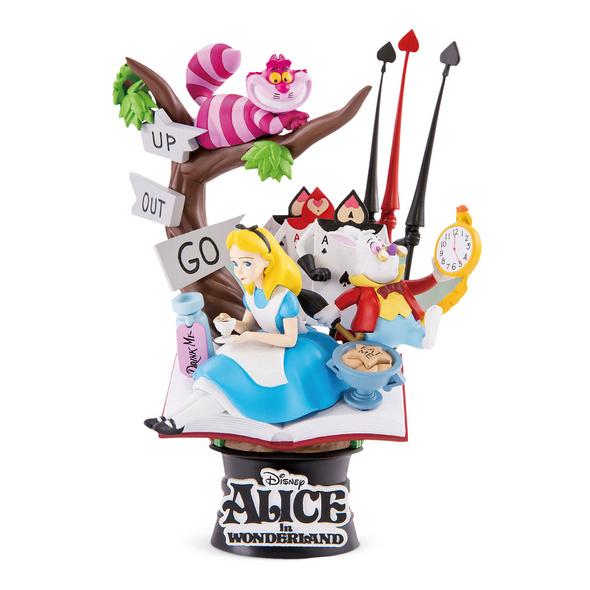 Alice im Wunderland Diorama 15 cm