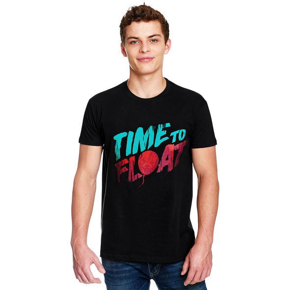 Stephen Kings ES - Time to Float T-Shirt schwarz
