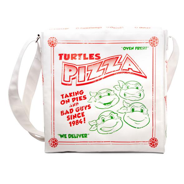 Ninja Turtles - Pizza Umhängetasche