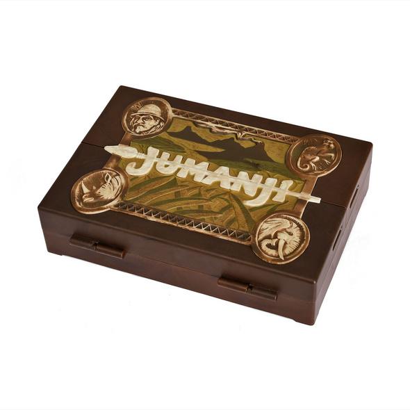 Jumanji - Brettspiel Miniatur Replik mit Licht und Sound