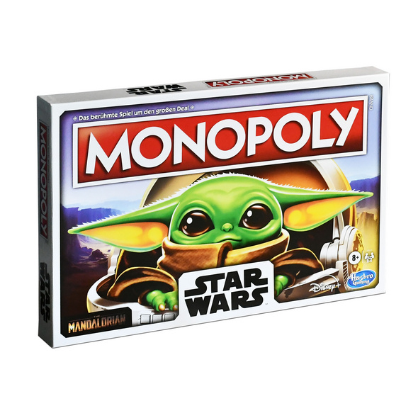 The Child Monopoly - Star Wars The Mandalorian
