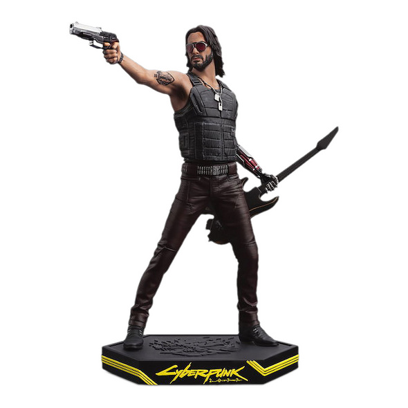 Cyberpunk 2077 - Johnny Silverhand Figur 24cm