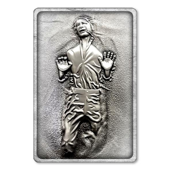 Star Wars - Han Solo in Carbonite Miniatur Sammlerreplik