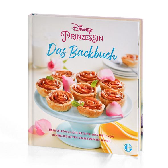 Disney Prinzessin - Das Backbuch