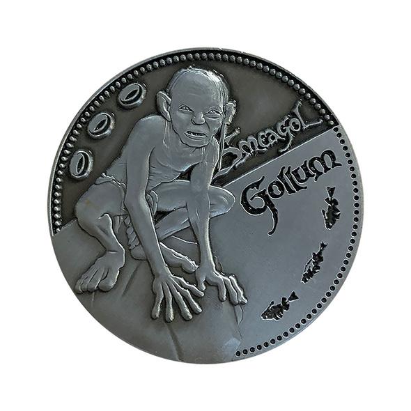 Herr der Ringe - Gollum Sammlermünze