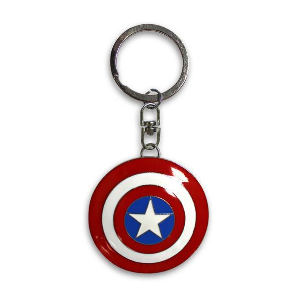 Captain America - Shield Schlüsselanhänger