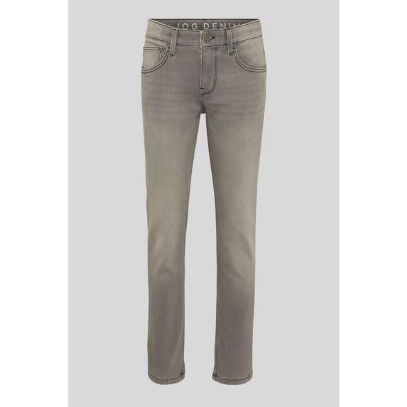 Straight Jeans - Jog Denim