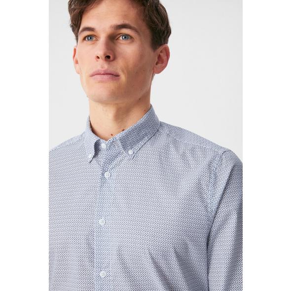 Hemd - Slim Fit - Button-down