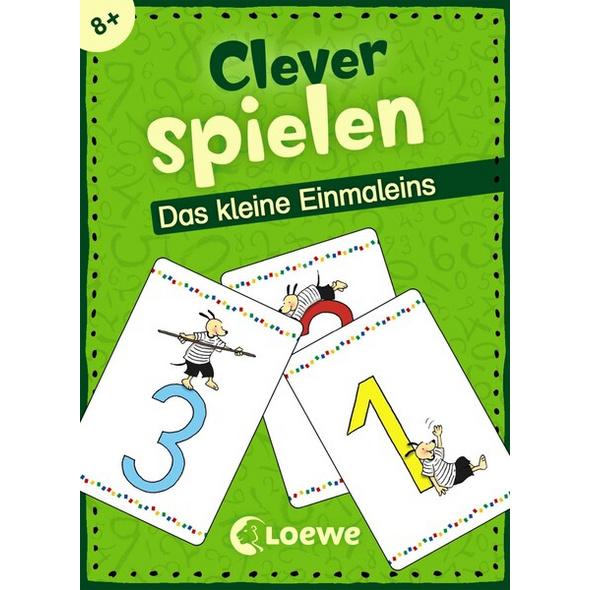 Clever spielen - Das kleine Einmaleins