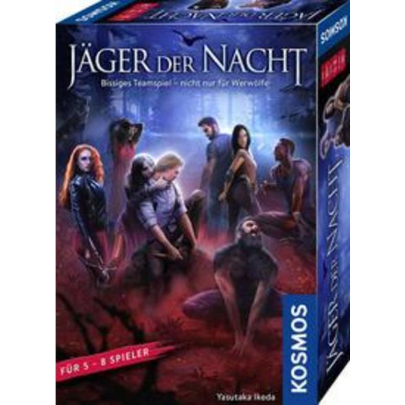 KOSMOS 680046 - Jäger der Nacht, Teamspiel, Familienspiel