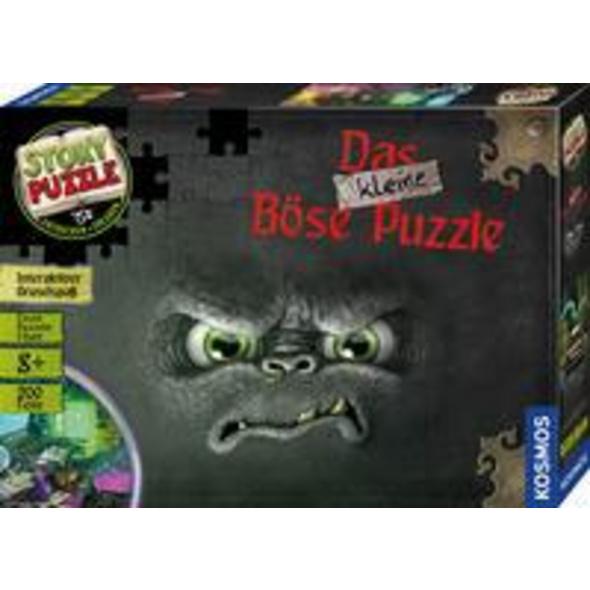 KOSMOS 680794 - Story Puzzle, Das kleine böse Puzzle,