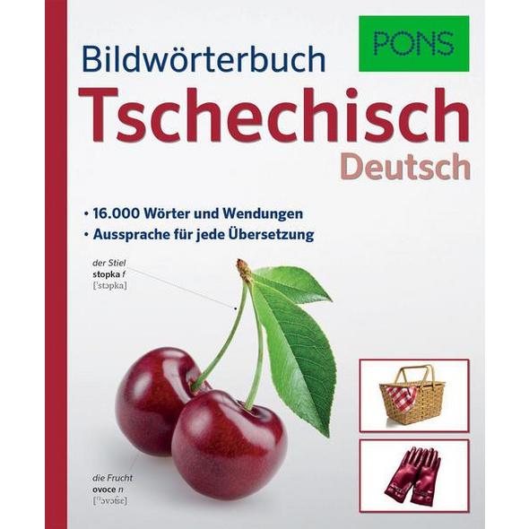 PONS Bildwörterbuch Tschechisch