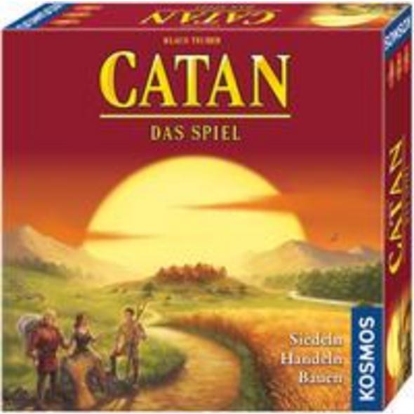 Catan Spiel