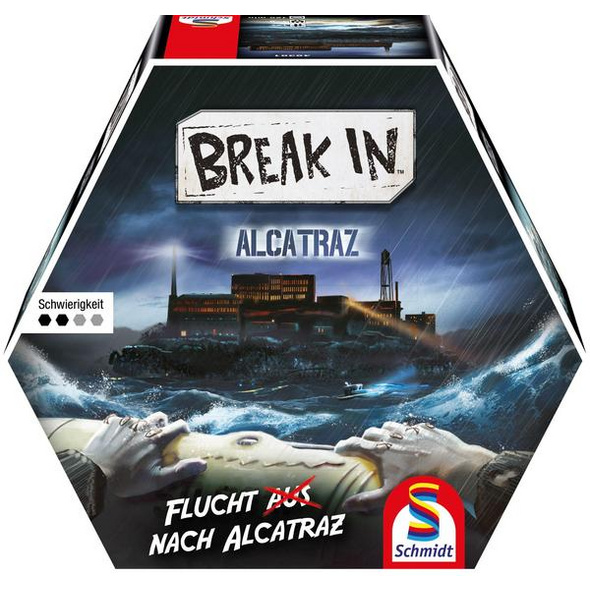 Break In, Alcatraz (Spiel)