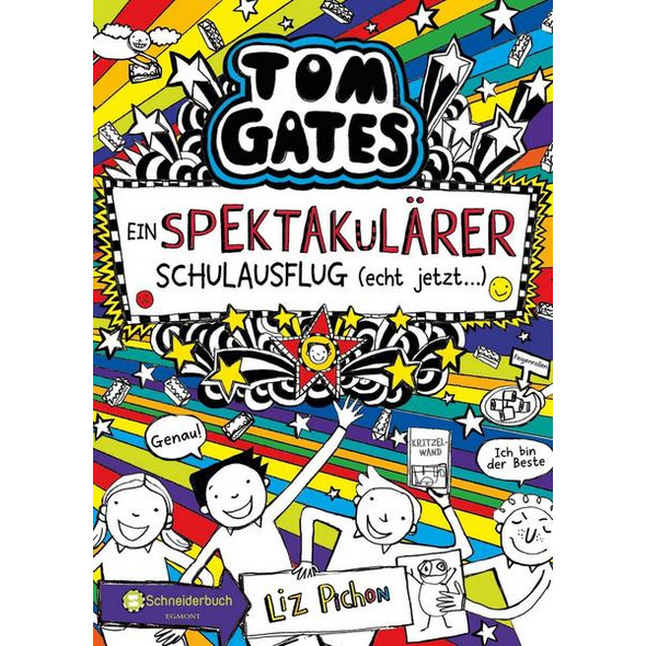 Tom Gates, Band 17