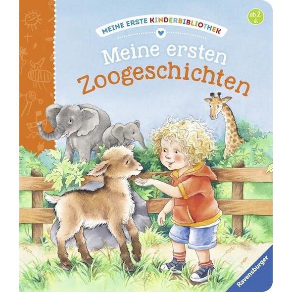 Meine ersten Zoogeschichten