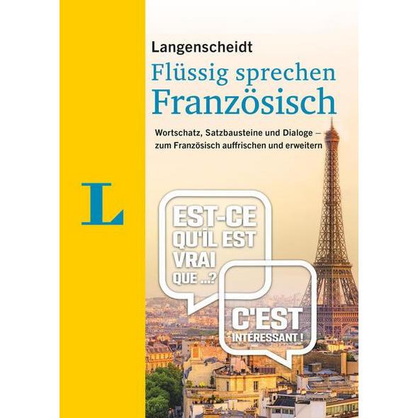 Langenscheidt Flüssig sprechen Französisch