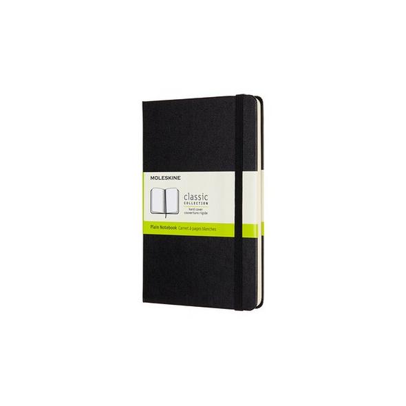 Moleskine Notizbuch, Fester Einband