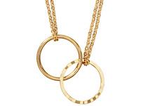 Kette - Pretty Double Ring