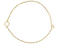 Fußkettchen - Fine Circle