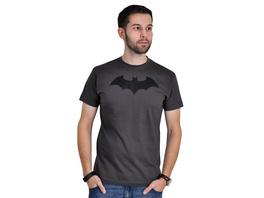 Batman - Bat Logo T-Shirt grau