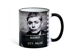 Supernatural - Sam & Dean in Jail Tasse