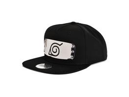 Naruto - Konoha Metall Symbol Snapback Cap