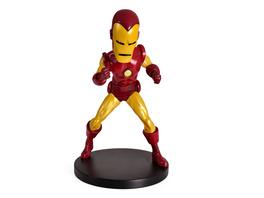 Iron Man - Head Knockers Wackelkopf-Figur Deluxe