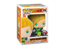 Super Saiyajin Gohan Glow in the Dark Funko Pop Figur - Dragon Ball Z