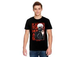 Tokyo Ghoul - Kanekis Ready T-Shirt schwarz