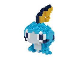 Pokemon - Memmeon nanoblock Mini Baustein Figur