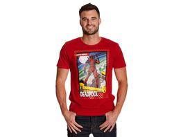 Deadpool - Super Heroes T-Shirt rot