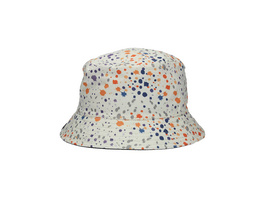 Splatter Tie Dye Bucket Hat