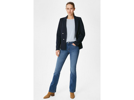 Bootcut Jeans - 4 Way Stretch - Bio-Baumwolle