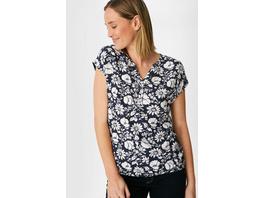 T-Shirt - geblümt